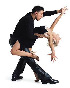 Couple Tango Danse