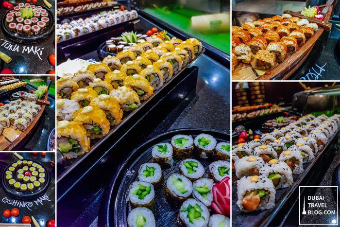 sushi night dubai
