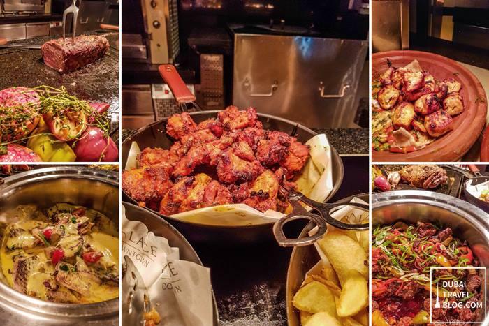ewaan restaurant buffet