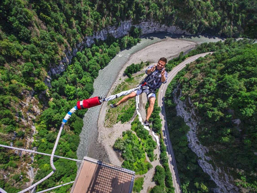 5 Extreme Adventures in Sochi Sky Park, Russia