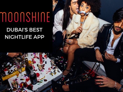 Moonshine: An Exclusive Nightlife App in Dubai