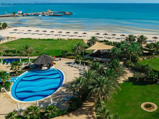Hotel Review: Danat Jebel Dhanna Resort in Abu Dhabi