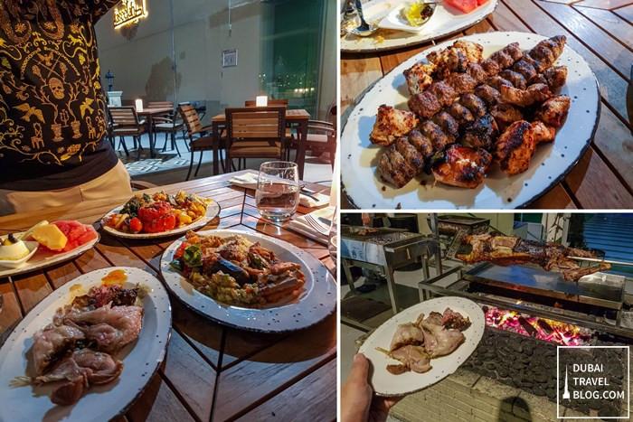 turkish cuisine aseelah dubai