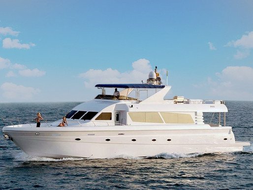 Book Tickets: Luxury Yacht Share Morning Tour