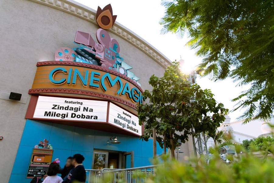 Bollywood Parks Dubai Cinema