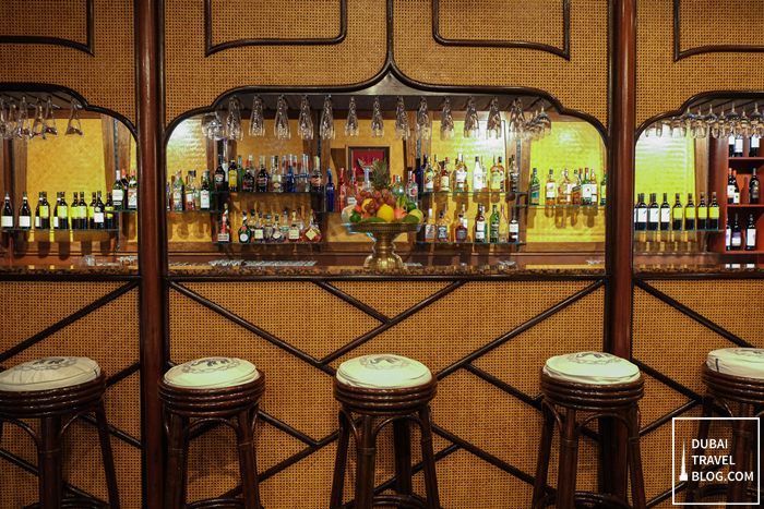 blue elephant restaurant bar al bustan
