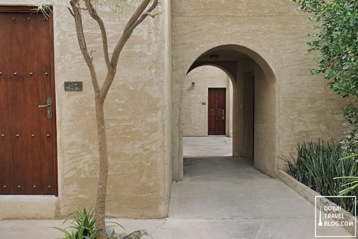 bab al shams courtyard