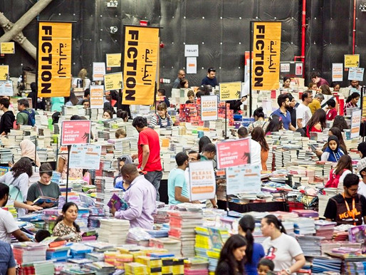 Up to 80% OFF on Books – Big Bad Wolf Book Sale in Dubai