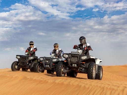 Book Tickets: Quad Biking Or Buggy Tour from Dubai