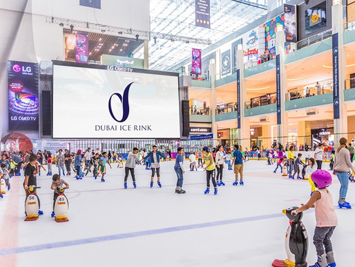 Book Tickets: Dubai Ice Rink