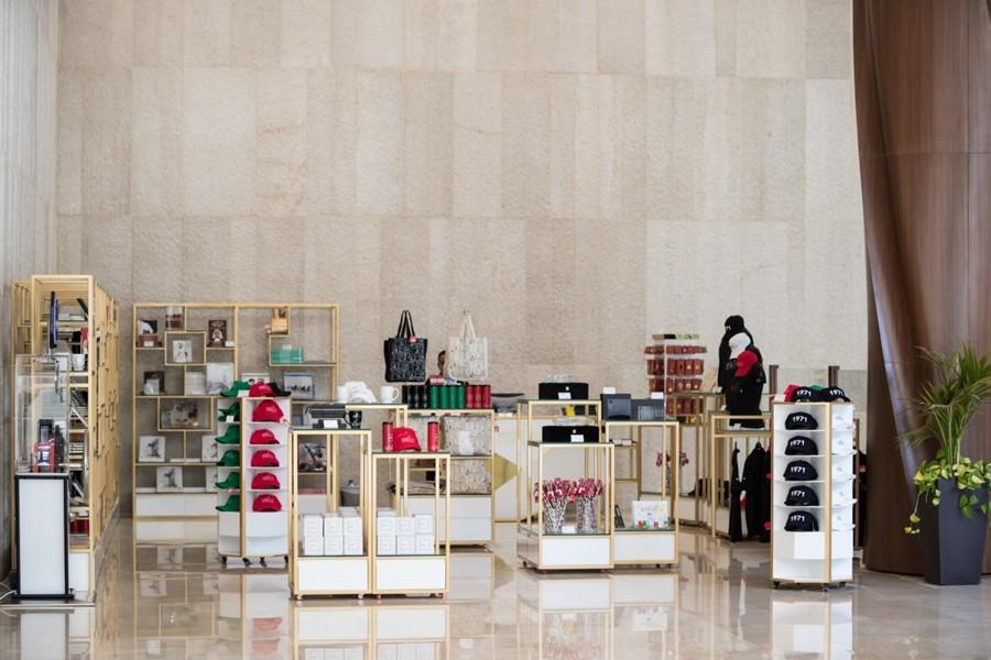 Etihad Museum Gift Shop