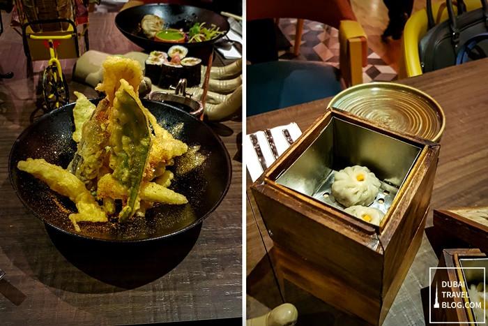 tumtum asia dubai vegetarian restaurant