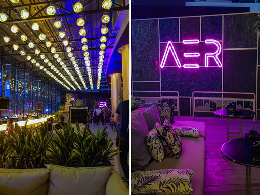 A.E.R Dubai, An Experience to Remember at DIFC