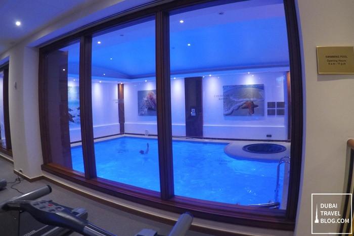 courtyard by marriott hotel tbilisi indoor pool