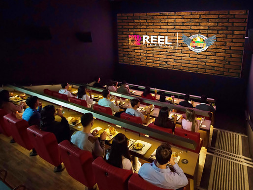 Licensed Dine-in Cinema by Reel Cinemas Opens in Dubai