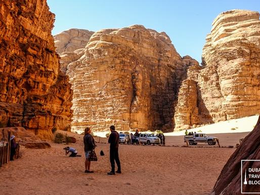 24 Photos: Wadi Rum Safari in Jordan