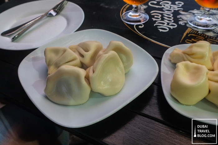 khinkali georgia food