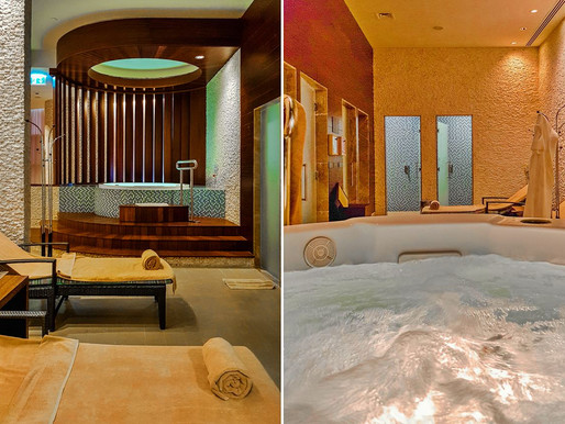 Relaxing Massage at Swissotel Spa & Sport in Swissotel Al Ghurair
