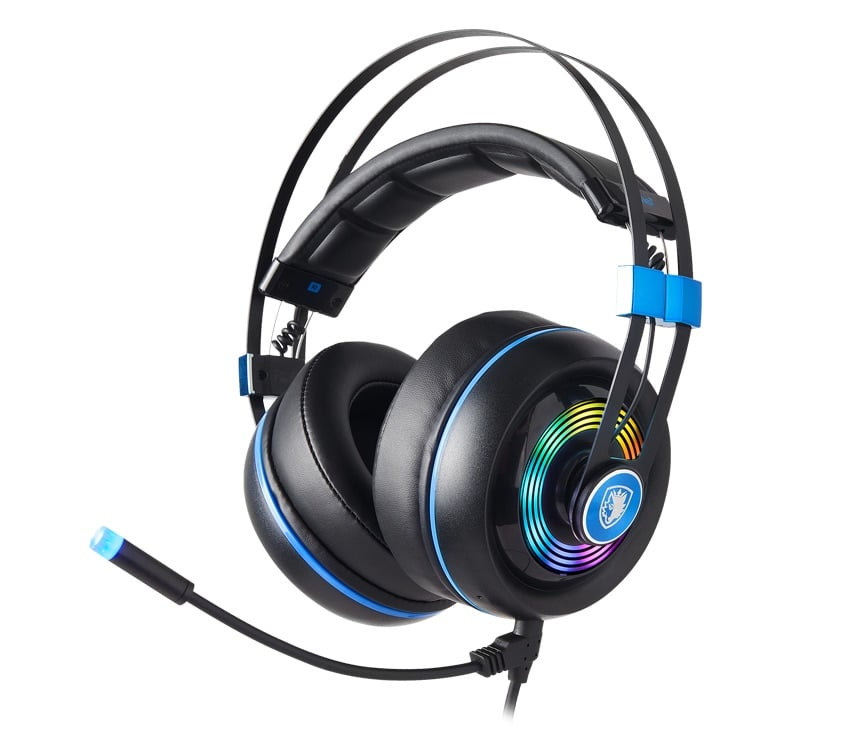 Take you gaming to the next level with the new SADES Armor headset