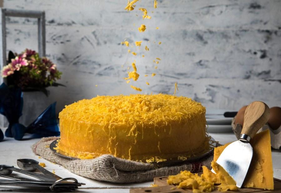 yema cake in dubai