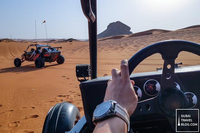 mleiha desert buggy