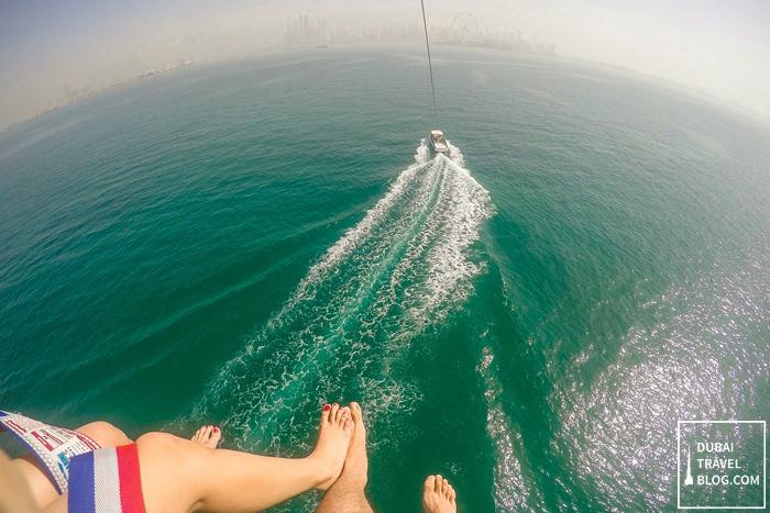 parasailing adventure uae dubai