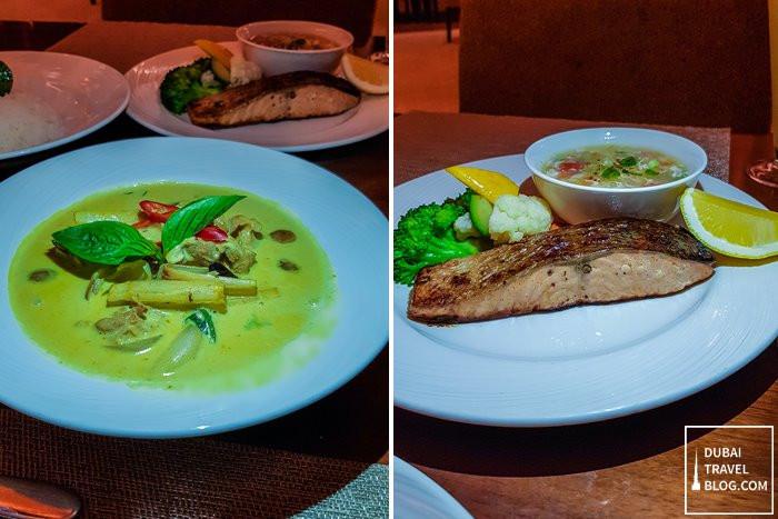 dinner at liwan restauran swissotel al ghurair