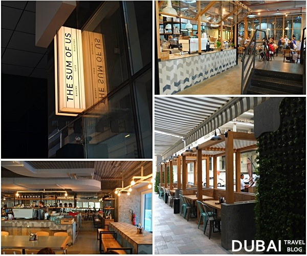 the sum of us cafe dubai
