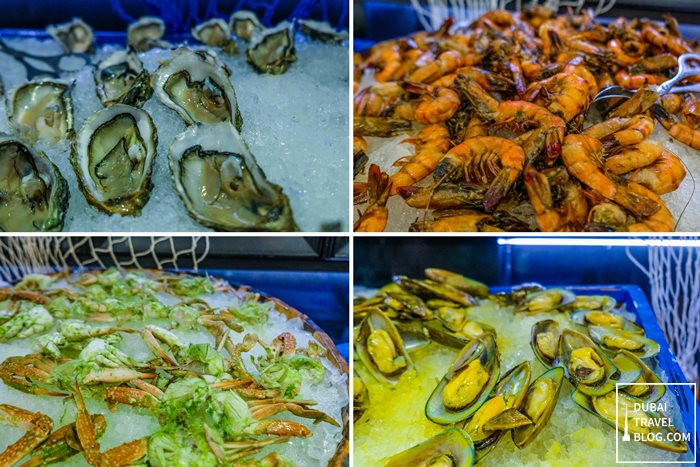fresh seafood h dubai eat and meat
