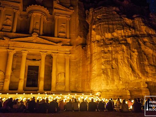 Petra by Night Tour Experience in Jordan