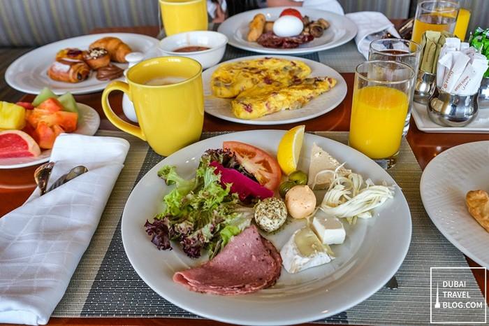 food at sevilla restaurant