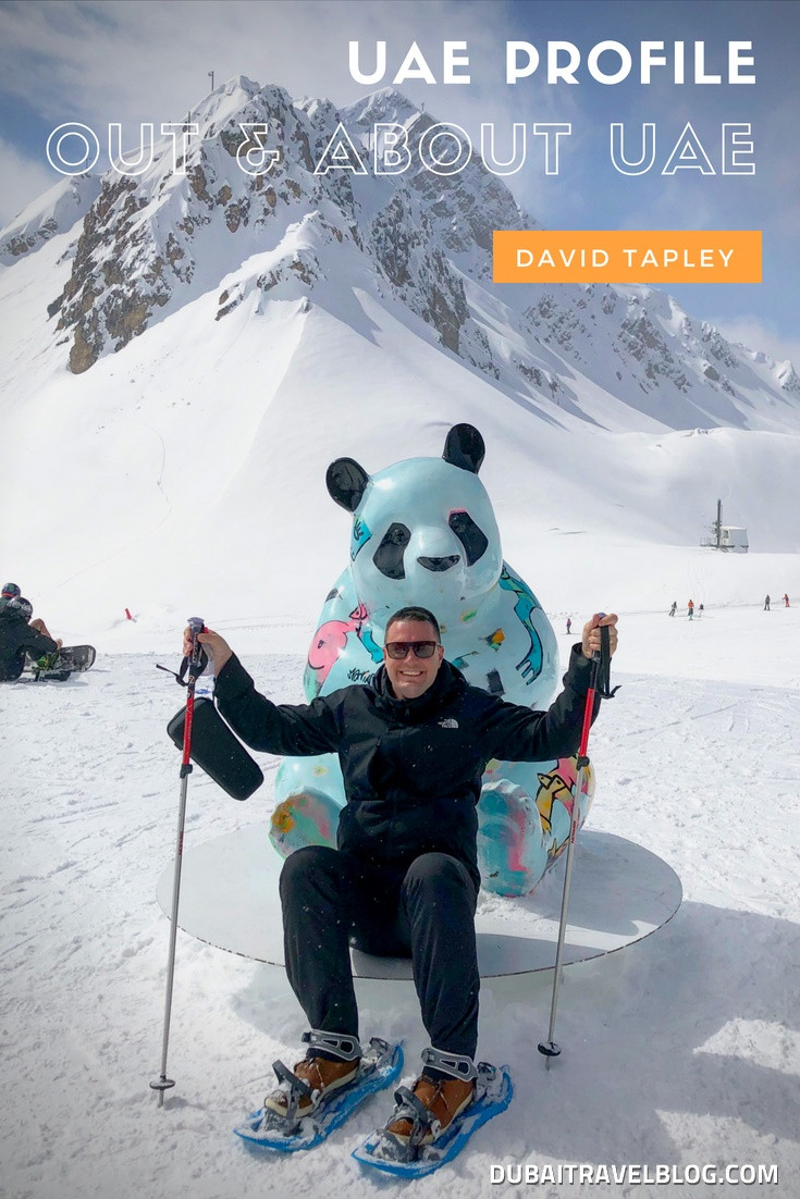 David Tapley blogger uae