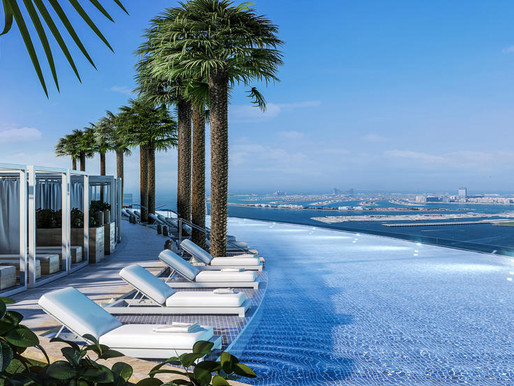 Address Beach Resort to open this month
