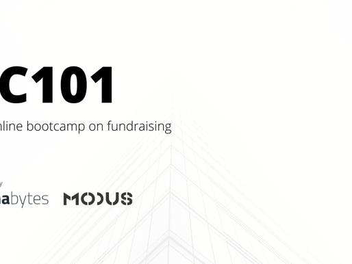 VC101: An invite-only online bootcamp on fundraising for early-stage founders in MENATP