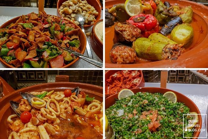aseelah restaurant in dubai