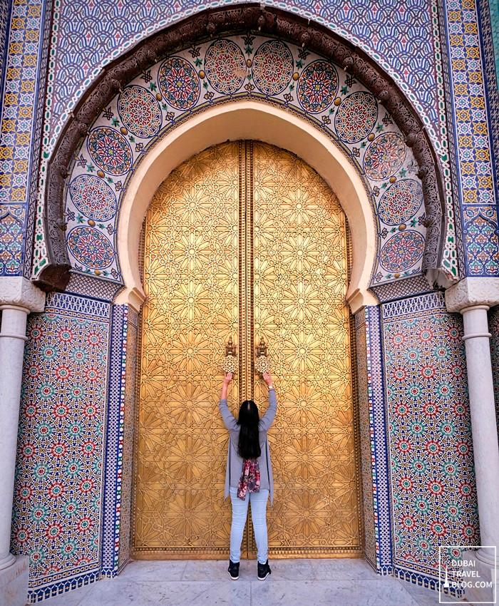palais royal fes morocco