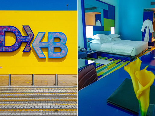 Hotel Review: Dubai International Hotel in DXB Airport Terminal 3