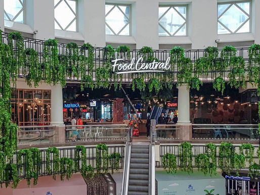 Eat, Play, and Relax at Food Central in City Centre Deira