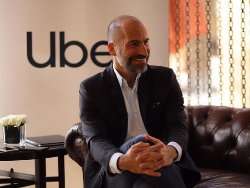 Interview: Uber CEO Dara Khosrowshahi on plans to invest $100 million in Egypt, Uber Bus, competitor