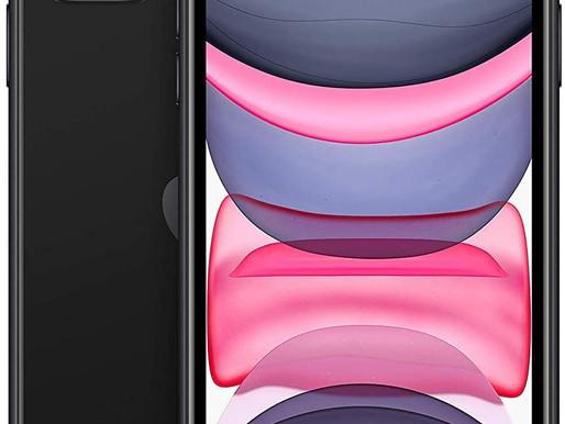 Apple iPhone 11 Physical Dual SIM - 64GB, 4G, LTE, Black, International Version