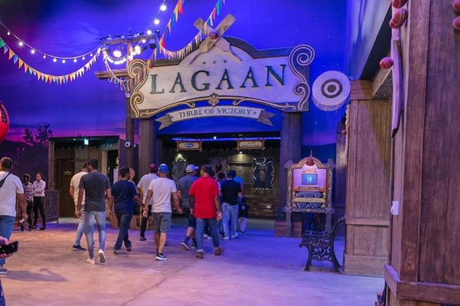 Bollywood Parks Dubai Lagaan
