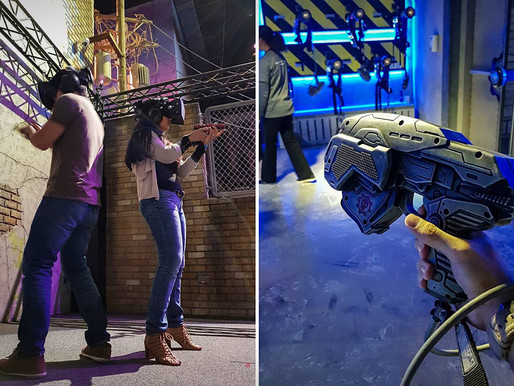 Hub Zero Virtual Game Zone at Citywalk Dubai