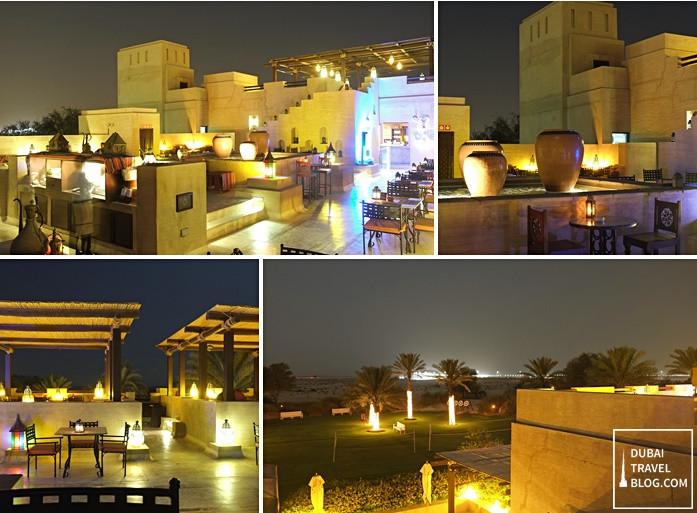 rooftop lounge bab alshams
