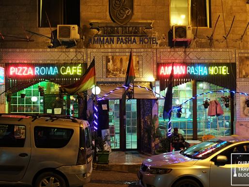 Hotel Review: Amman Pasha Hotel in Jordan