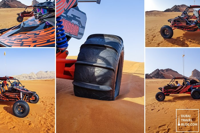 desert fox sand rails dubai