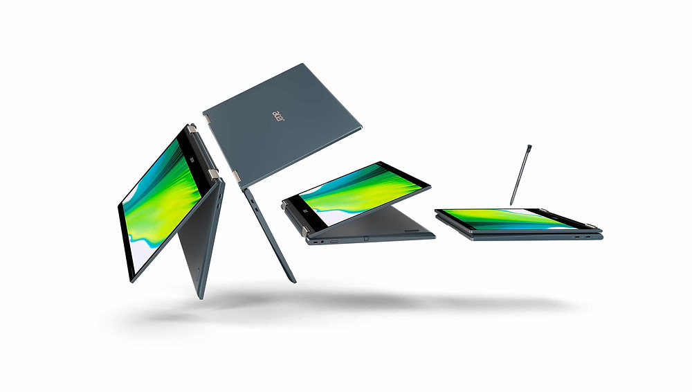 Acer announces the new Spin 7
