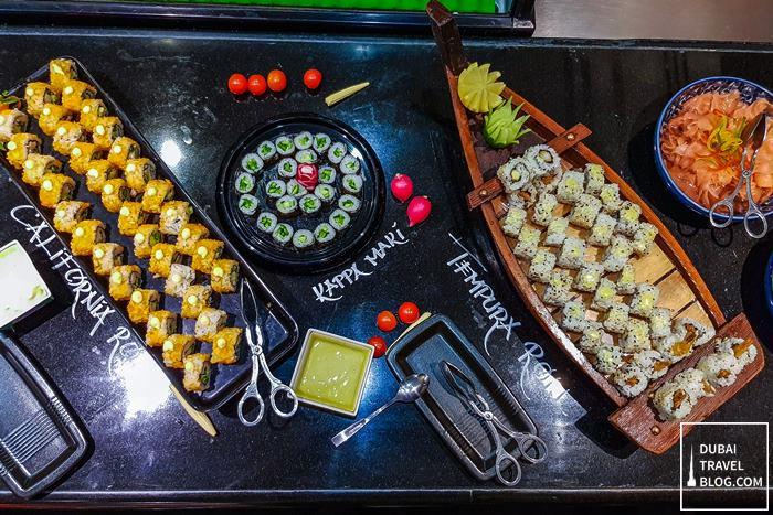unlimited sushi dubai
