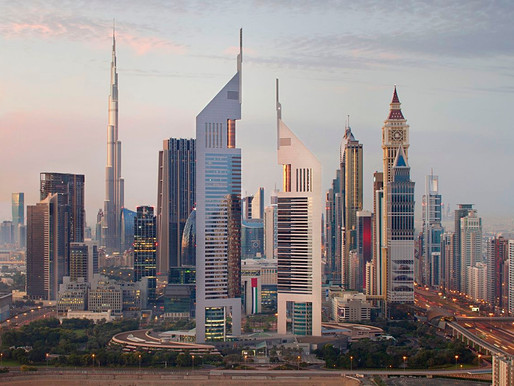 20 Facts about Jumeirah Emirates Towers