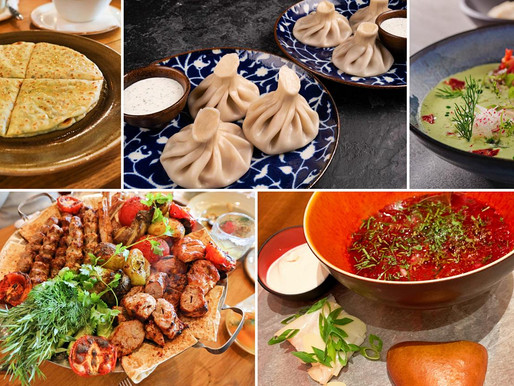 5 Must-Try Dishes in Sochi, Russia