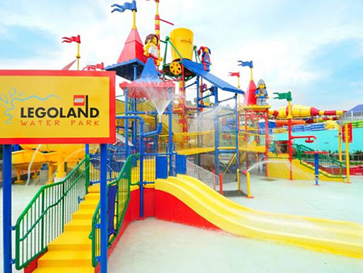 Book Tickets: Legoland Waterpark